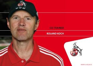 Roland Koch Trainer
